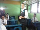 UN SMP Hari Pertama, Mendikbud Anies Baswedan Sidak Sekolah di Jakut